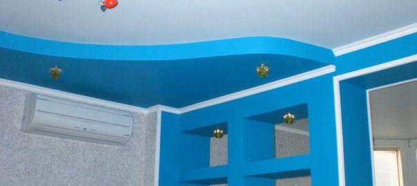 Кое-что о натяжных ПВХ-потолках